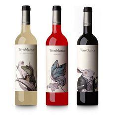 25 packagings de vino 'made in Spain'