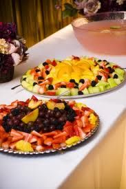 Fruit Trays Buffet Food For Wedding Reception Google Search