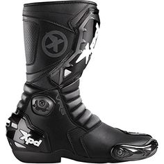 Special Offers - Spidi VR6 Mens Street Racing Motorcycle Boots  Black / Size 9 - In stock & Free Shipping. You can save more money! Check It (April 24 2016 at 03:14PM) >> http://bestsportbikejacket.com/spidi-vr6-mens-street-racing-motorcycle-boots-black-size-9/