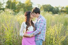 Jamie + Steven : An Alabaster Engagement Session