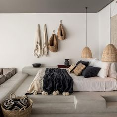 Little Additions - Interior Inspiration by Casa Cook Hotel. Images by Anna Malmburg. Decor, House Interior, Bedroom Decor, Bedroom Interior, Home, Bedroom Inspirations, Home Bedroom, Home Decor, Room