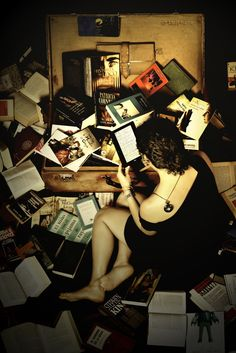 I show 51 out of 77 symptoms of book addiction. How Much Of A Book Addict Are You?