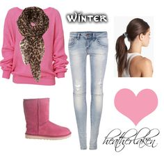 """""""Cozy Winter"""" by heather-laken-michael on Polyvore"""
