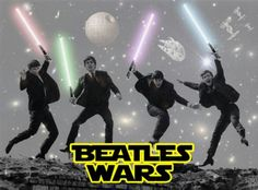 star wars + the beatles = perfection