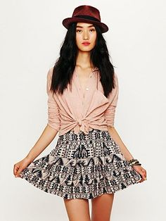 basically in love with the new free people collection