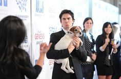 12 Reasons Ian Somerhalder Would Be The Perfect Boyfriend. As if I needed any more reasons to love him...