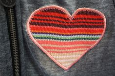 #stripes #heart #SanValentino Valentino, Hearts, Stripes, Fashion, Moda, Fasion, Trendy Fashion, La Mode