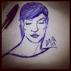 Schizzo a penna