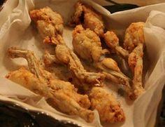 C.J.'s Southern Seasonings Fried Frog Legs
