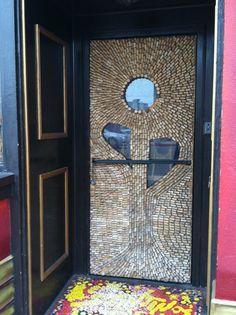 #Door Door to Santino's Pizza in Venice, CA   Idea sent by MaryBeth Trautwein !