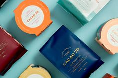 CACAO 70 / Brand Identity. This article is part of the Daily Inspiration from HeyDesign. We bring you interesting content by designers, artists and photographers from around the world who pursue their passion and create magnificent artwork. We want to share high-quality designs to inspire your day and help you in your creative process. | HeyDesign.com
