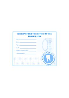 Tooth Fairy Reciept - Blue.pdf