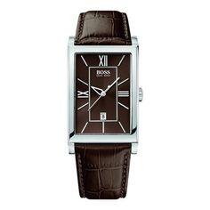 Boss black 1512416 Kronograf lær - www.21DIAMONDS.no