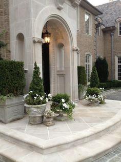 Ideas House Entrance Architecture Exterior Colors For 2019 Door Design, Exterior Design, House Design, Exterior Colors, Rustic Exterior, Garden Design, House Entrance, Entrance Doors, Entrance Ideas