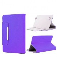 Capa Tablet 8 Polegadas Magnetico - Stand Roxa  R$35,44