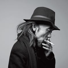 Yohji Yamamoto - Most Stylish Fashion Designers of All Time #mens #menswear #fashion