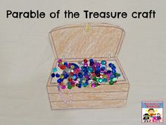 Parable of the hidden treasure craft