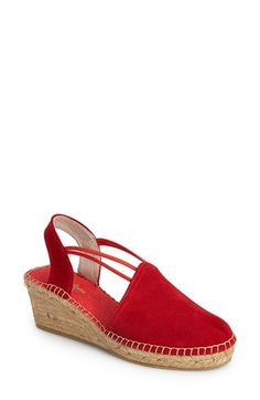 Toni Pons 'Tremp' Slingback Espadrille Sandal (Women) available at #Nordstrom