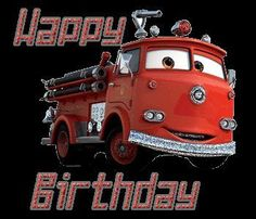 firefighter birthday wishes -