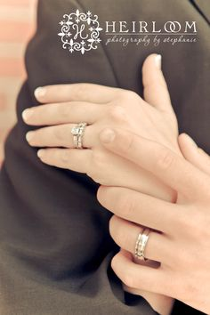 with this ring....