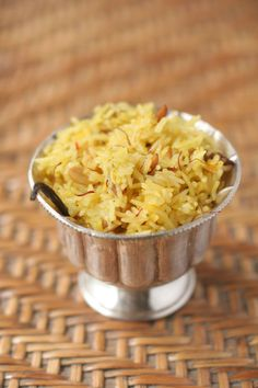 If you like coconut rice, try this delicious Thai coconut saffron rice recipe. This uses both saffron rice and coconut rice combined in one recipe.