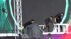 140701 Hong Kong Dome Festival Super Junior M -Swing(1/2) Kyuhyun focus