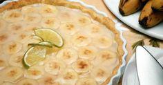 Aprenda a preparar a receita de Torta de banana