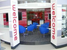 Toyota showroom graphics | See what else we can do: http://kokoon.co.uk/