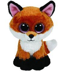 Ty Beanie Boos Slick - Fox