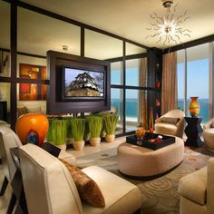 TV Room Perfection!