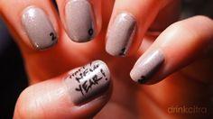 new year nail