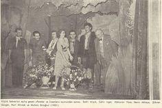 ''Fareler ve İnsanlar'' Oyunu (1951 - Küçük Sahne) #istanbul #tiyatro #sanat #art #istanlook