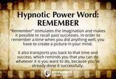 Discover 15 highly effective hypnotic power words to ethically influence others and improve communication skills (recommended by hypnotist Igor Ledochowski) Hypnosis Scripts, Learn Hypnosis, Nlp Techniques, Improve Communication Skills, How To Influence People, Mind Power, Subconscious Mind, Guided Meditation, Powerful Words