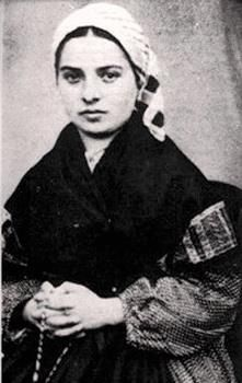 Why is He so little in me? Is it because I am not little enough, not humble enough. Therefore may I become more humble, may I humble myself, and Jesus will increase. - St. Bernadette Soubirous