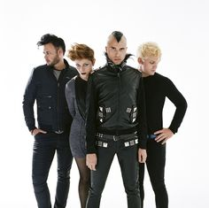 Neon Trees  music-makes-the-world-go-round