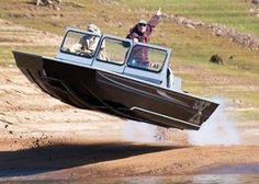 SJX 2170 Jet Jon Boat.