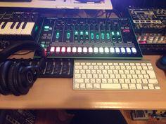 My Roland TR-8!!