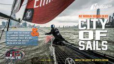 NC Sports  13 May| ETNZ win NY, Gàbart Transat, Naish injured,  Bali for...