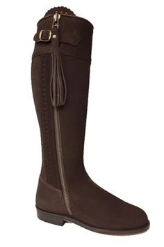 Buy Le Chameau Wellington boots and accessories with FREE UK DELIVERY on orders over Wide selection of boots in stock including the signature Vierzonord Leather lined boots and Neoprene boots. Wellington Boot, Online Purchase, Knee High Boots, Rubber Rain Boots, Riding Boots, Chocolate, Lady, Leather, Stuff To Buy