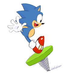 The Sonic, Sonic Art, Sonic The Hedgehog, Crocodile Cartoon, Classic Sonic, Sonic Adventure, Video Games, Board, Fictional Characters