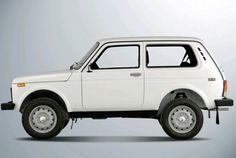 Lada Niva! Why not :-)