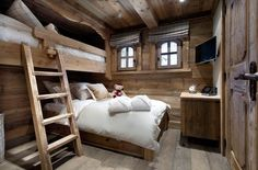 Cosy for kids at Chalet Petit Chateau — Courchevel 1850, France, Luxury Ski Chalets, Ski Boutique