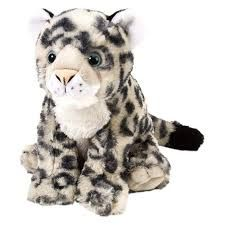 snow leopard toy - Google Search