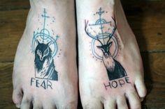 tattoos - tarmasz - portfolio