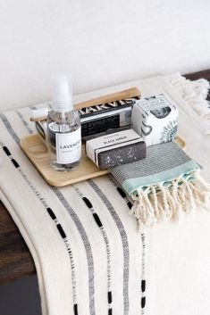 Getting Your Home Ready for Overnight Guests Keeping the light on is a good start, but here's how to go the extra mile. Guest Welcome Baskets, Guest Basket, Guest Bedroom Decor, Guest Bedrooms, Bedroom Ideas, Guest Room Essentials, Guest Gifts, Extra Mile, B & B