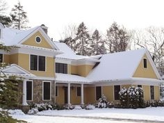 Cold weather shouldn't freeze your home's exterior appearance.