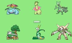 This .gif was moving too fast when I looked at it, and it looked like serperior was try awkwardly to dance