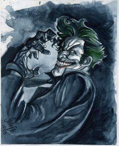 The Joker by Steve Ellis
