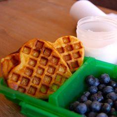 Recipe Lunchbox Waffles by emmyeats - Recipe of category Desserts
