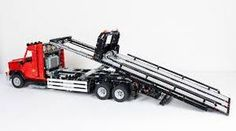 Image result for old lego technic tow truck
